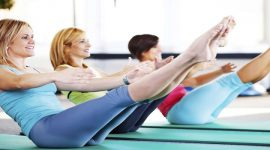 Benefits of Pilates Exercises